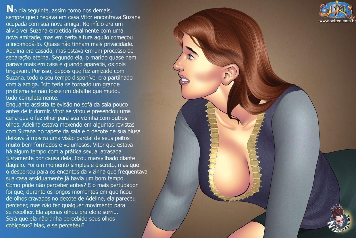 Adelina - contos eróticos