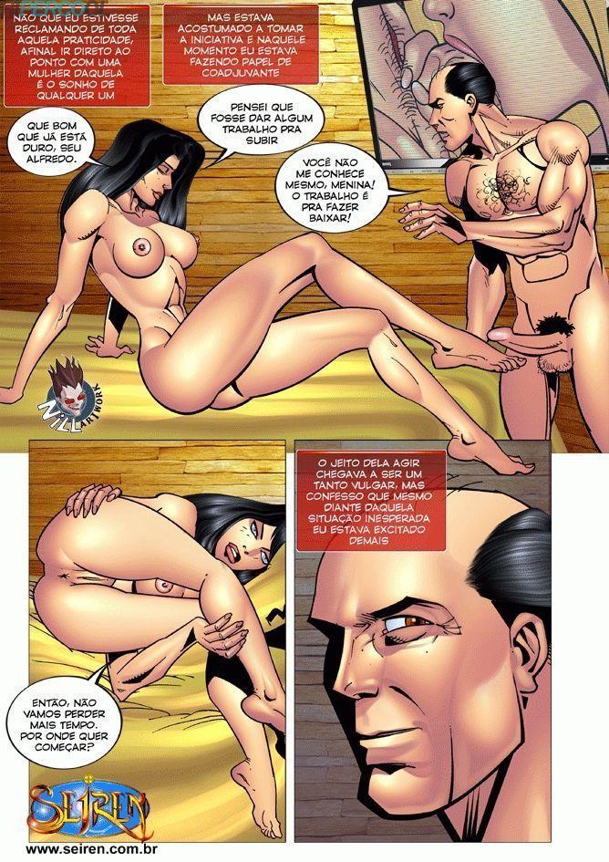 seiren - quadrinhos eroticos paty gostosa e rabuda_pg0012