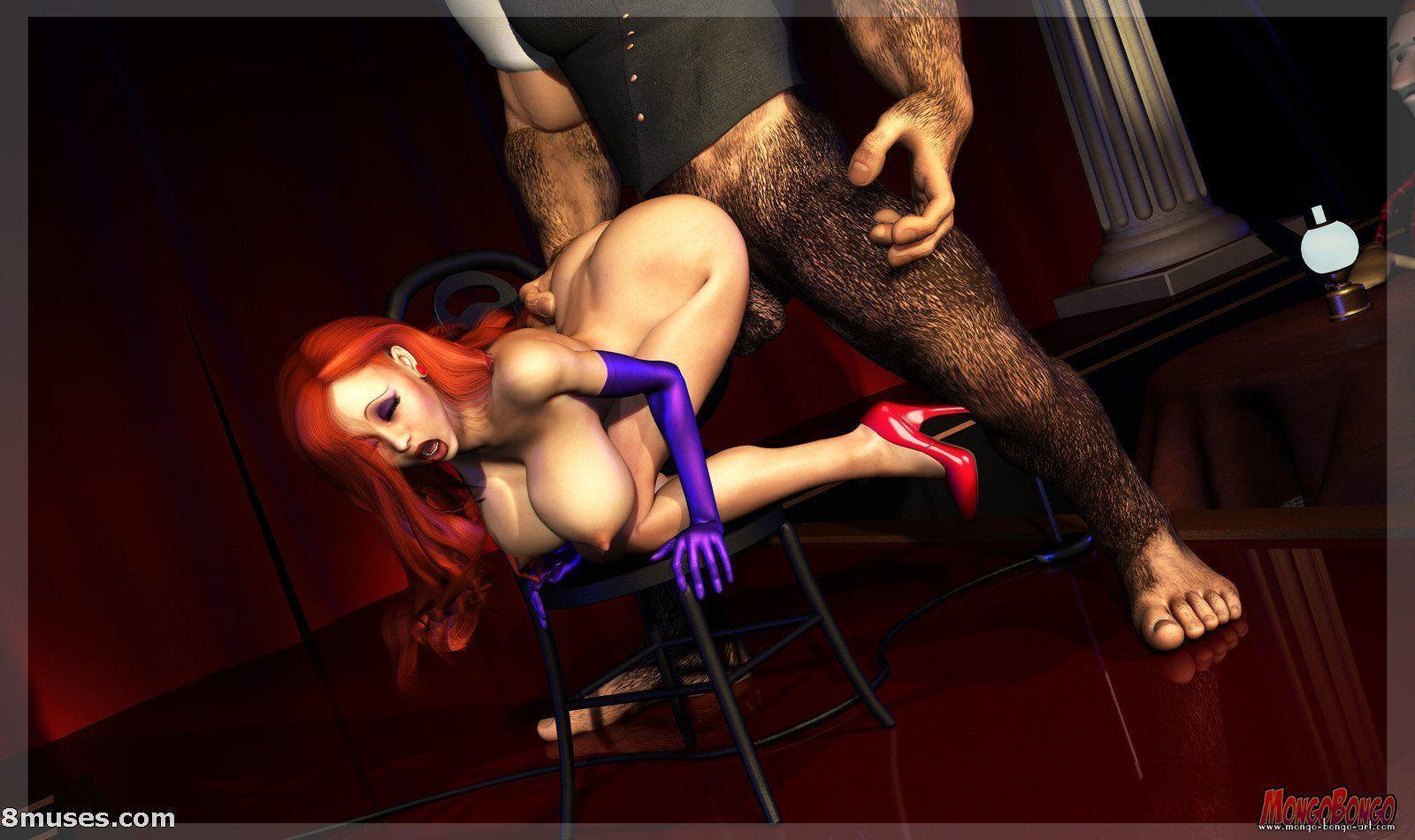 jessica rabbit - hqs erotica e quadrinhos porno