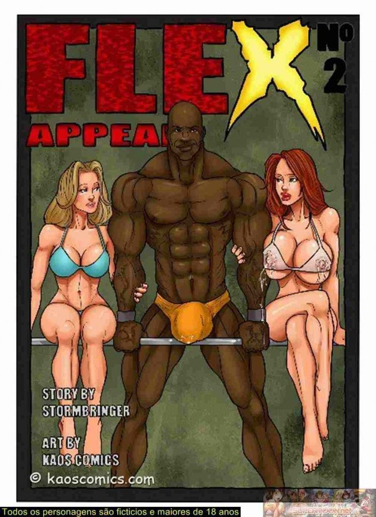 flex appeal 2 - hqs porno interracial