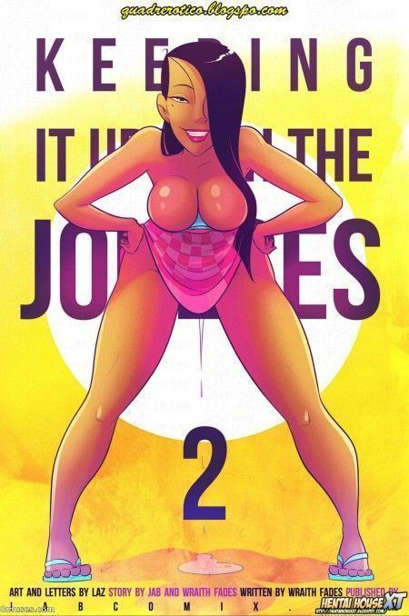 Mantendo se com os Joneses parte 2