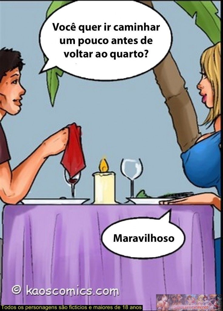 the massage - quadrinhos eroticos - 0201