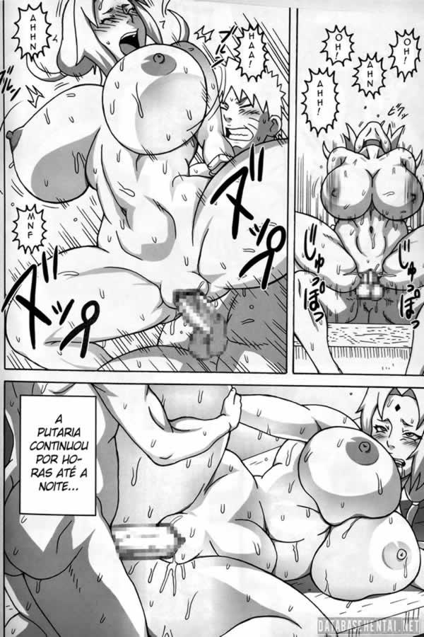 naruto hentai - jungle go