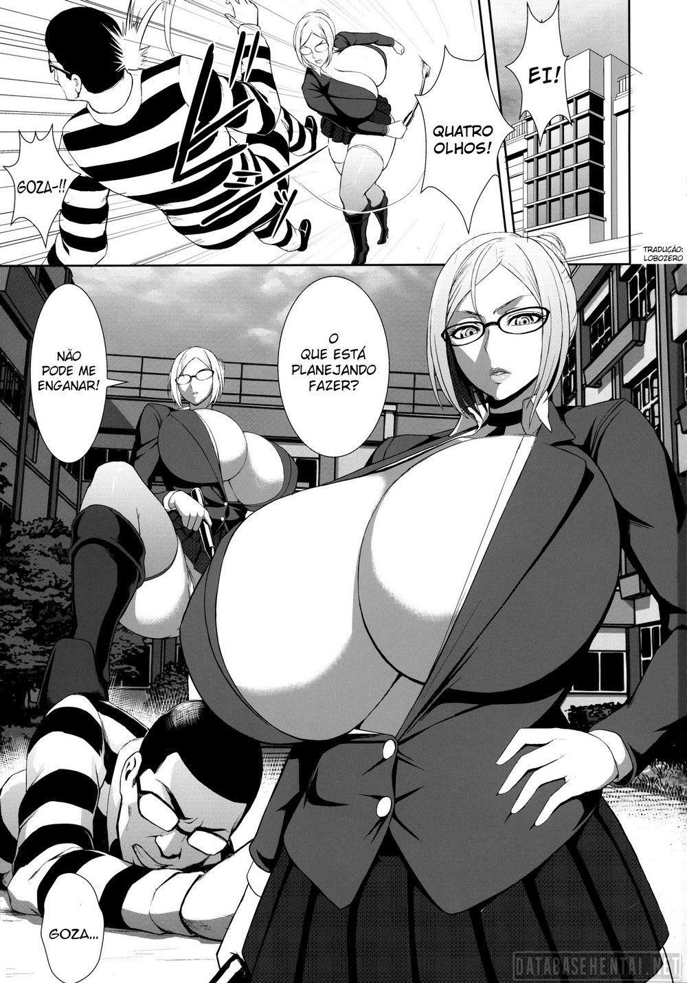 Prison school hentai