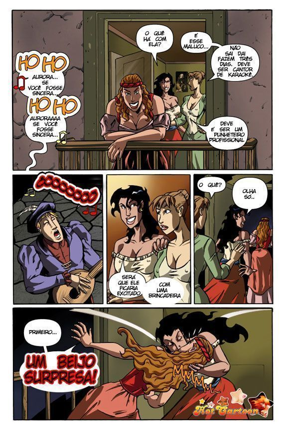 lady sexo - quadrinhos eroticos