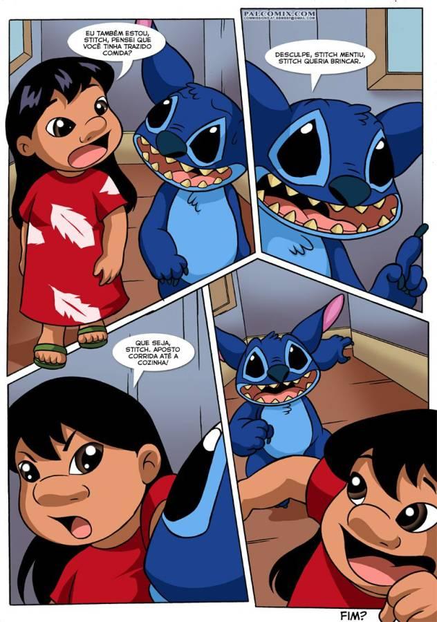 Lilo and stitch porn comic milftoons comics-3189
