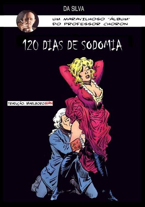 120 Dias de Sodomia