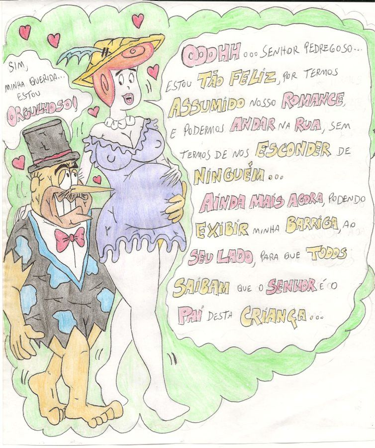 Flintstones erotico