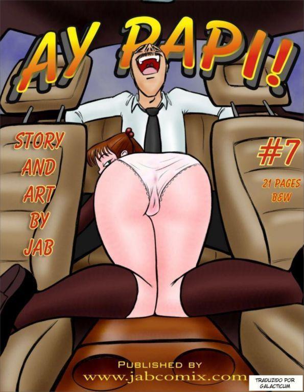 Ay papi 7 - quadrinhos eroticos