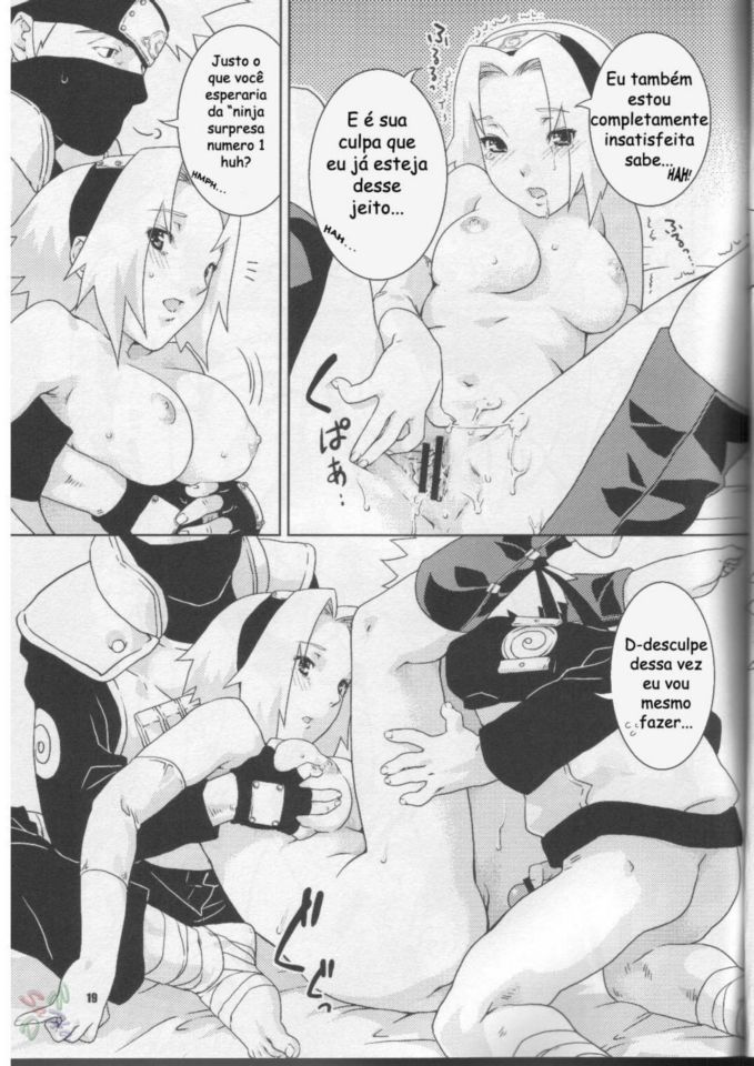 sakura porno - naruto hentai